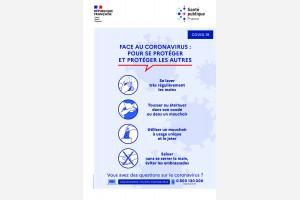 Se protéger et protéger les autres face au coronavirus