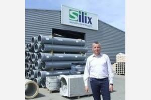 SILIX TP, adhérent Starmat, gagne un trophée du Négoce