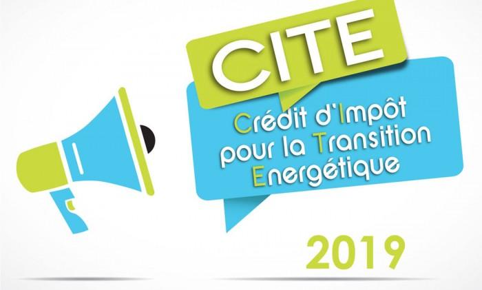 Crédit d'impôt pour la transition énergétique (CITE)