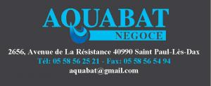AQUABAT NEGOCE, un point de vente Starmat