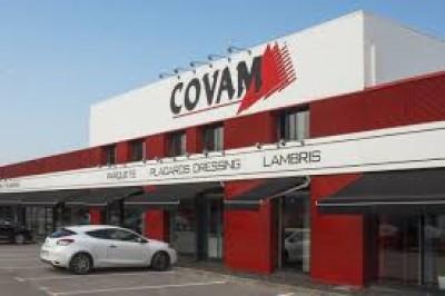 COVAM, un point de vente Starmat