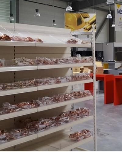 DESENFANS - Camon, un point de vente Starmat