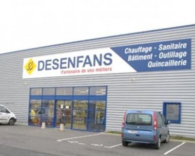 DESENFANS - Feignies, un point de vente Starmat