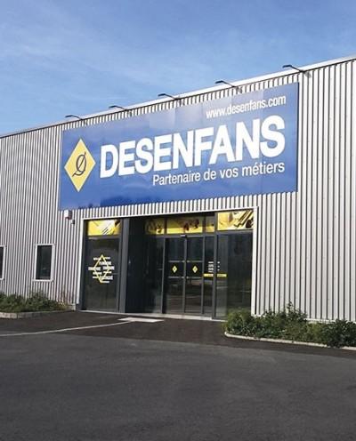 DESENFANS - Goussainville, un point de vente Starmat