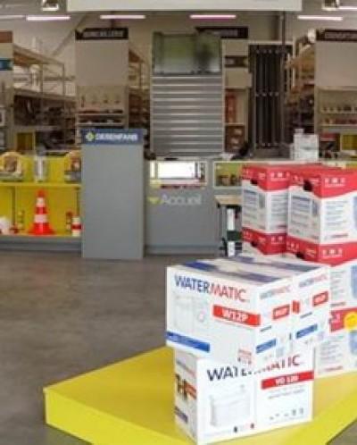 DESENFANS - Marcq en Baroeul, un point de vente Starmat