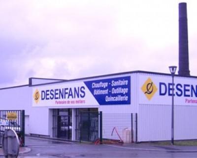DESENFANS - Roubaix, un point de vente Starmat