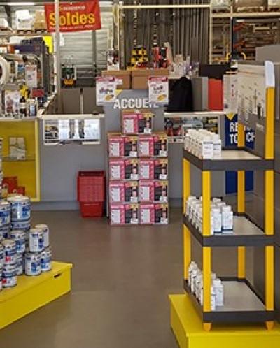 DESENFANS - Saint Léonard, un point de vente Starmat