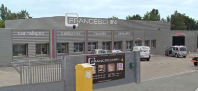 FRANCESCHINI - Ambares, un point de vente Starmat